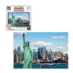 Toyng - Rompecabezas 1000 Piezas Mundo Nueva York