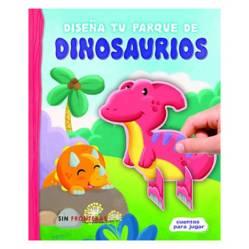 Grupo sin fronteras - Diseña tu parque de dinosaurios