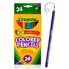 Crayola - Lápices de color x24