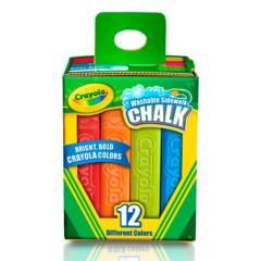 Crayola - Tiza Para Aceras x12