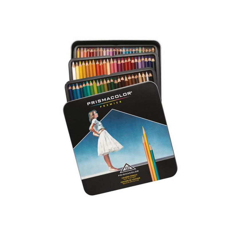 Prismacolor - Caja colores prisma color premier lápices colores