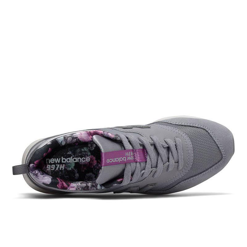 new balance 997h gris mujer