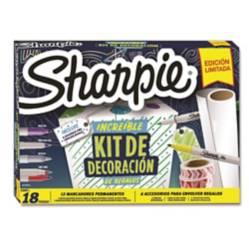 Sharpie - Increíble kit de marcadores decoración de regalos