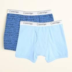 Calvin Klein - Pack de Boxers x2 Niños