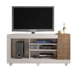 Mica - Mesa para TV Goya Jatoba