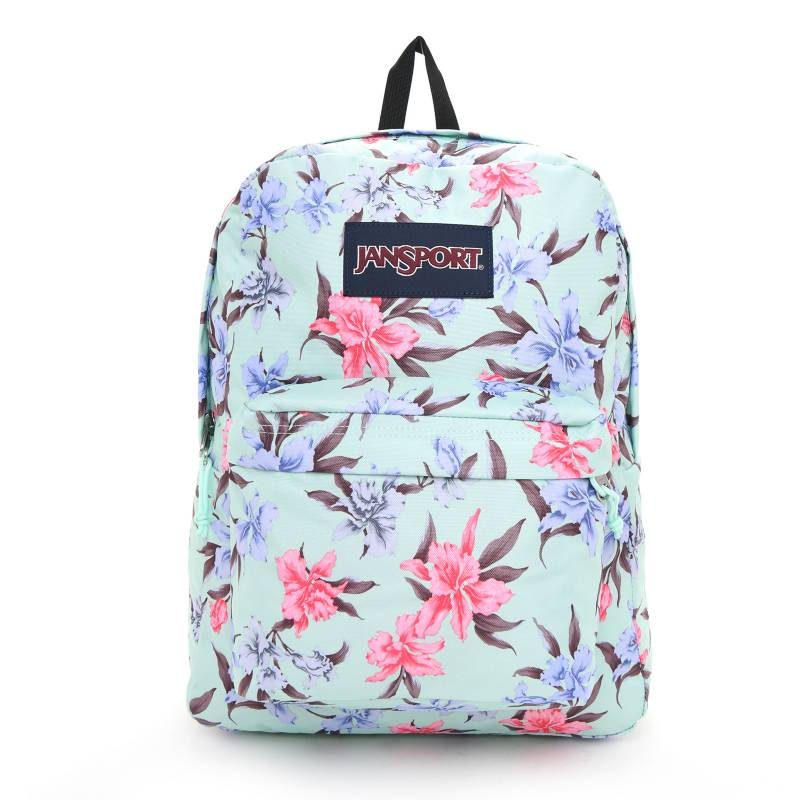Jansport - Morral Superbreak Vintage Irises