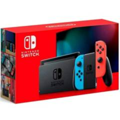 Nintendo - Nintendo switch neón 2019