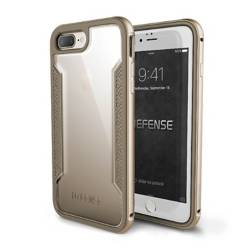 X-Doria - Estuche para iPhone 7/8 plus xdoria defense dorado