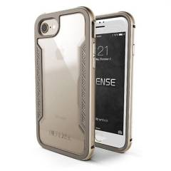 X-Doria - Estuche para iPhone 7/8 xdoria defense dorado