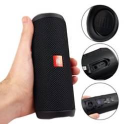 parlante Bluetooth -Jbl flip 4 negro