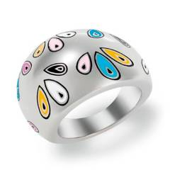Swatch - Anillo Swatch Cristal Soul JRD046-5
