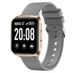 Hyundai - Smartwatch Hyundai pulse p250 dorado