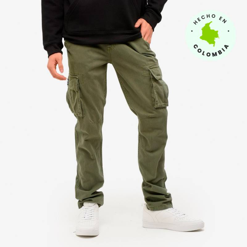Ecko - Pantalón Slim Hombre Ecko