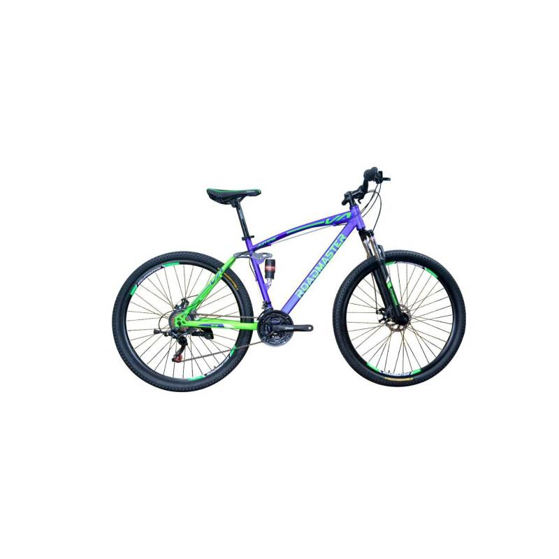 Road Master - Bicicleta de Montaña Road Master Jumper 29 Pulgadas
