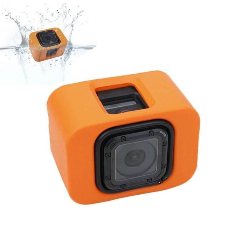 GoPro - Flotador para cámara session naranja