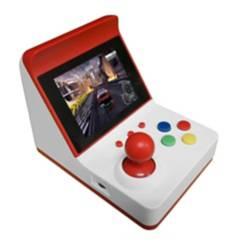 VZ - Consola Retro 360 Juegos En 1 - Roja