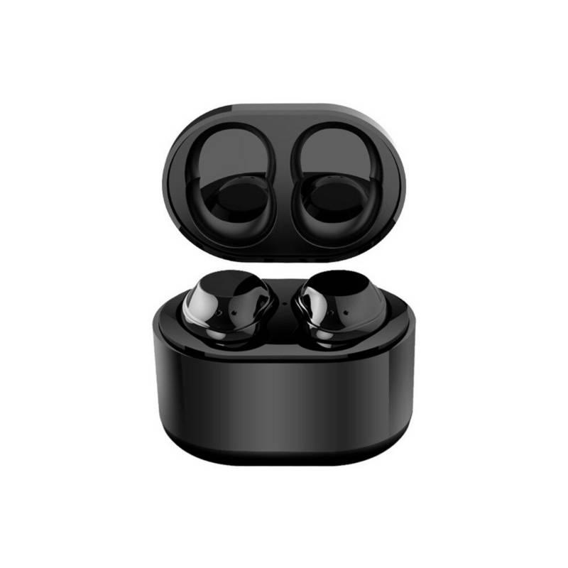 GENERICO - Audífonos inalámbricos tipo earbuds touch negro