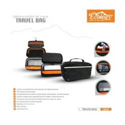 Ecology - Neceser viajero higiene y cosméticos travel bag
