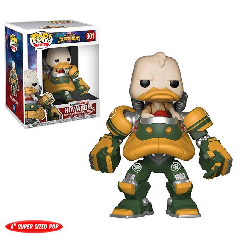 Funko - Funko Pop Howard The Duck Coc 6