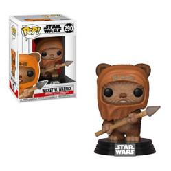 Funko Pop Star Wars Wicket