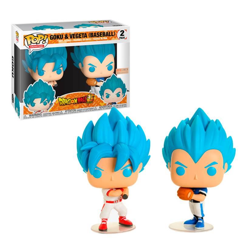 Funko - Funko Pop Dbs Goku Vegeta