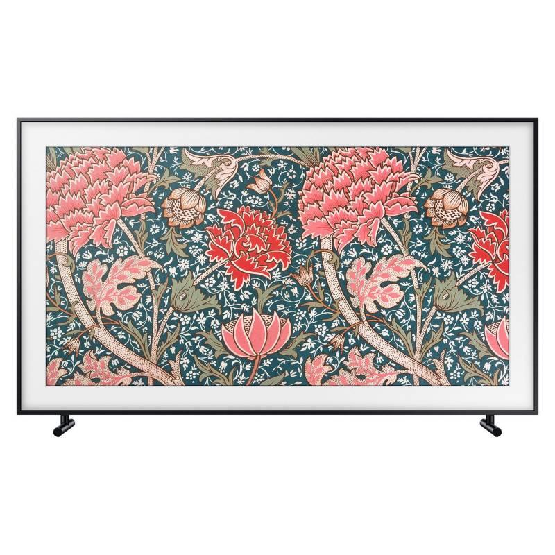 Samsung - Televisor Samsung The Frame 55 pulgadas QLED 4K Ultra HD Smart TV