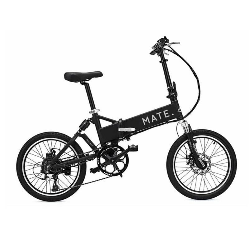 MATE BIKE - Bicicleta Eléctrica Mate Bike Classic 350 20 Pulgadas