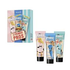 Benefit - Set x3 Primers Pross POREfessional