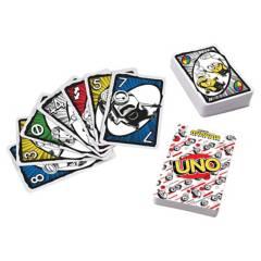 Mattel Games - Juego de carta Mattel Games UNO Minions 2
