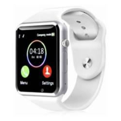 Reloj inteligente w101 smart watch sim card gris