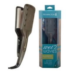 Plancha rizador cabello remington s7280 wet 2 wave