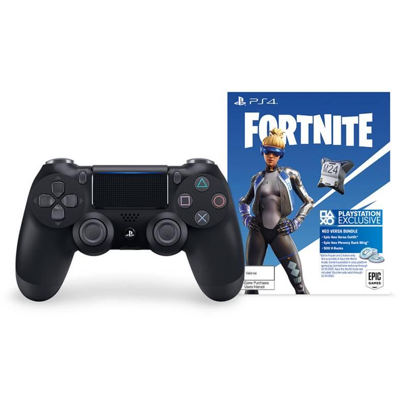 PlayStation - Control Dualshock 4 Fortnite