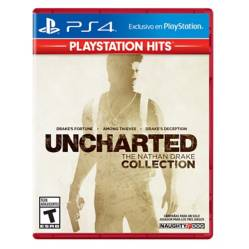 Scea - Uncharted Collection Hits PS4