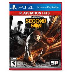 Infamous: Second Son - Hits PS4