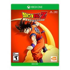 Bandai Namco - Dragon Ball Kakarot X-Box One