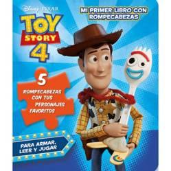 Grupo sin fronteras - Mi primer libro con rompecabezas toy story 4