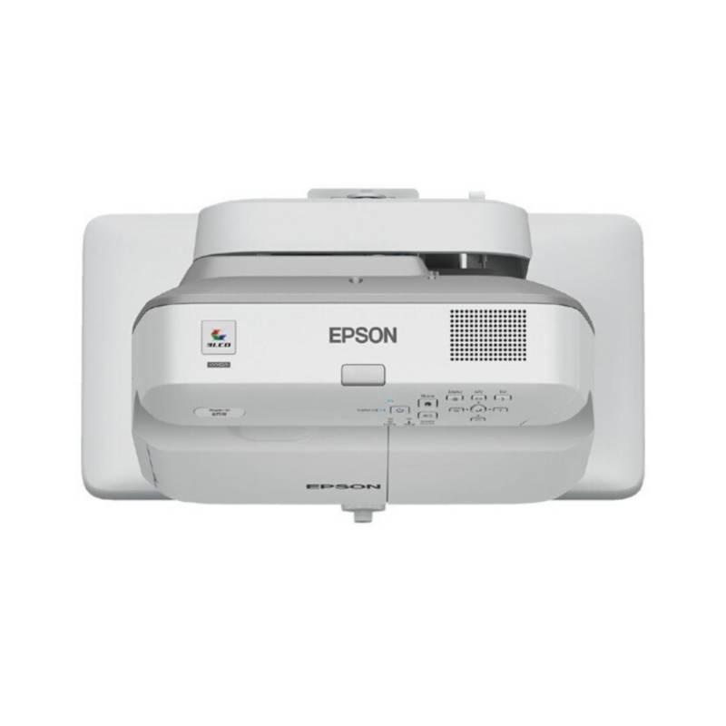 Epson - Proyector Epson interactivo brightlink 675wi+
