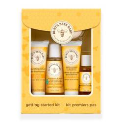Burts Bees - Set de Tratamiento Corporal Baby Start