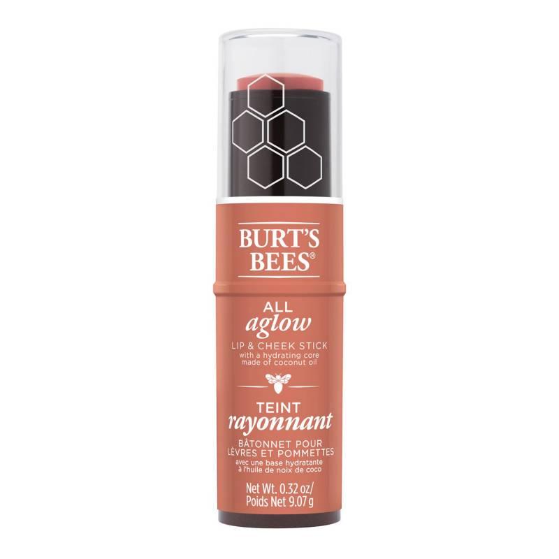Burts Bees - Rubor Barra de Color para Labios y Mejillas Peach Pond