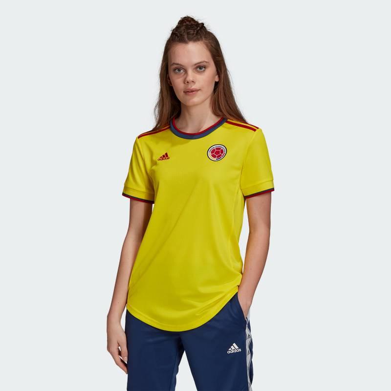 Adidas - Camiseta Selección Colombia FCF Mujer