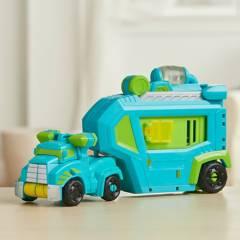 Transformers - Figura de acción Rbt Wedge Rescue Trailer