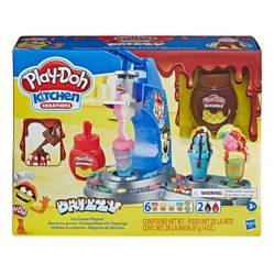 Play Doh - Play-Doh Kitchen Creations Drizzy Heladería Creativa