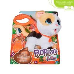 Furreal Friends - Mascota Interactiva Poopalots Big Wags Cat