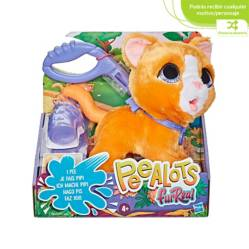 Furreal Friends - Mascota Interactiva Peealots Big Wags Cat