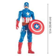 AVENGERS - Figura Avengers Titan Hero Series 30 Cm Capitan America