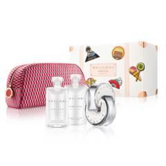 Bvlgari - Set de Perfumería Omnia Crystalline Mujer EDT 65 ml + 75 ml Body Lotion + 75 ml Shower Gel