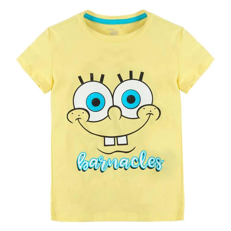 estoy feliz Soportar Nota  Bob Esponja Camiseta Niño Bob Esponja - Falabella.com
