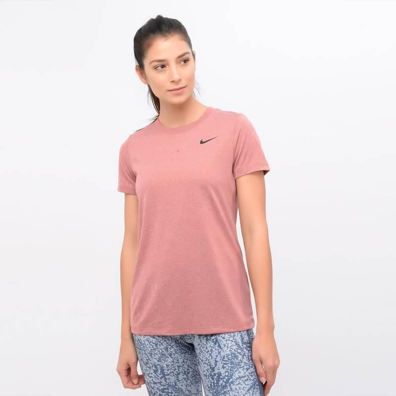 Derecho Electropositivo Peladura  Nike Camiseta deportiva Nike Mujer - Falabella.com