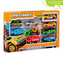 Matchbox - Matchbox Surtido Auto Básico Paquete de 9