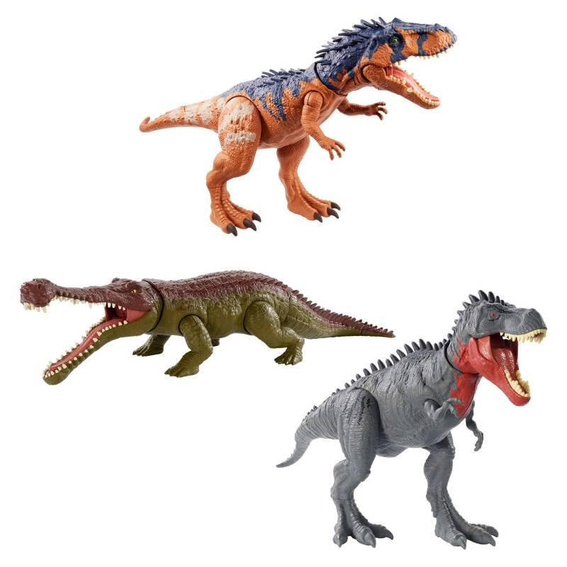 Jurassic World Jurassic World Surtido De Dinosaurios Control Total Falabella Com .return to jurassic park, jurassic world evolution: jurassic world surtido de dinosaurios control total